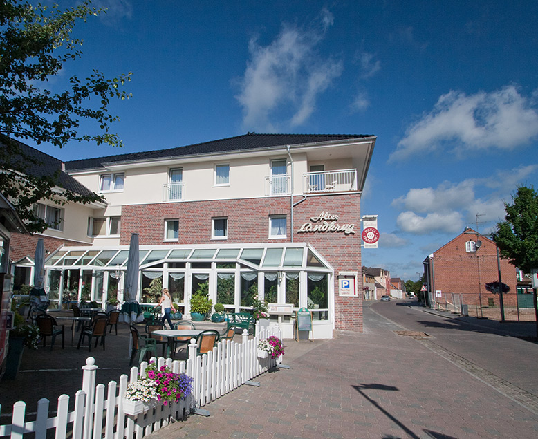 Hotel Restaurant Alter Landkrug